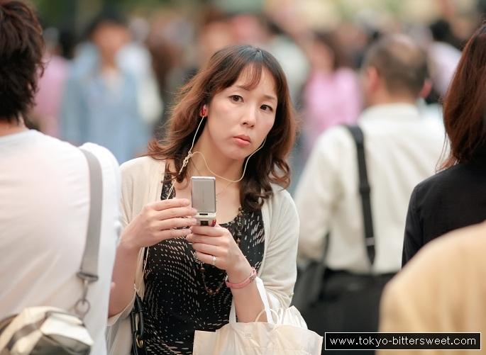Shibuya Street Portraiture #2
