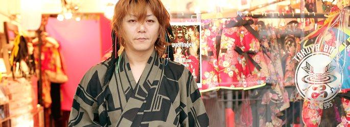 Takuya Angel in Harajuku