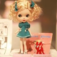 The Alfort Blythe doll.