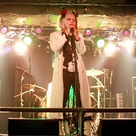 The music was techno-influenced electro with Japanese lyrics.