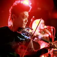 Violinist Aci is the main composer and programmer of The Royal Dead.